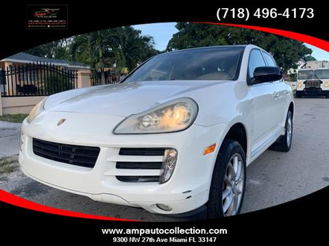 2008 Porsche Cayenne for sale in Miami, FL