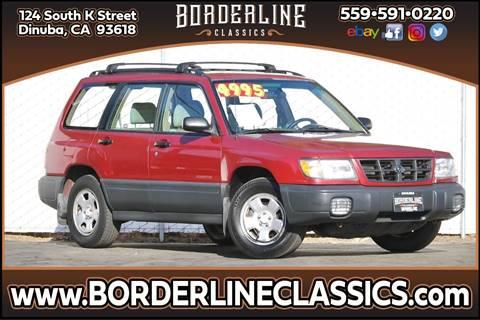 2000 Subaru Forester for sale in Dinuba, CA