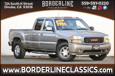 2002 GMC Sierra 1500 for sale in Dinuba, CA