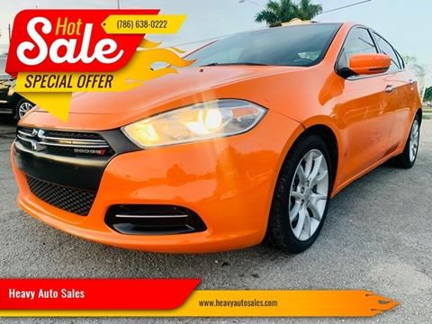 2013 Dodge Dart for sale in Miami, FL