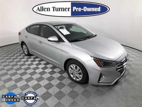 2019 Hyundai Elantra for sale at Allen Turner Hyundai in Pensacola FL