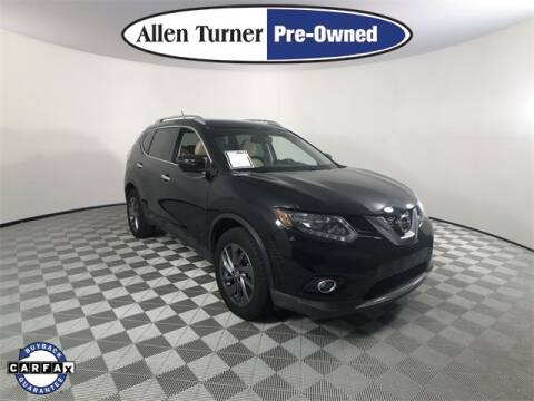 2016 Nissan Rogue for sale at Allen Turner Hyundai in Pensacola FL