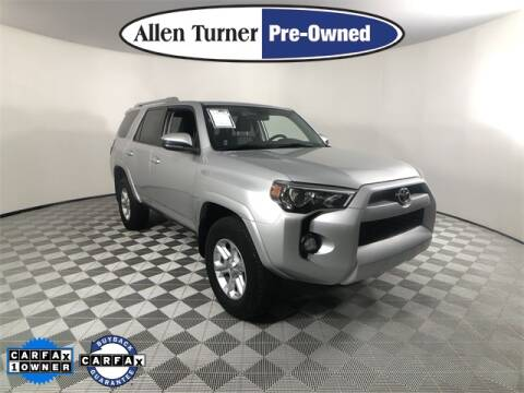 2017 Toyota 4Runner for sale at Allen Turner Hyundai in Pensacola FL