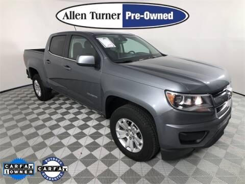 2020 Chevrolet Colorado for sale at Allen Turner Hyundai in Pensacola FL