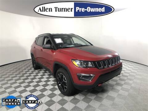 2019 Jeep Compass for sale at Allen Turner Hyundai in Pensacola FL
