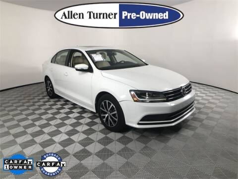 2017 Volkswagen Jetta for sale at Allen Turner Hyundai in Pensacola FL