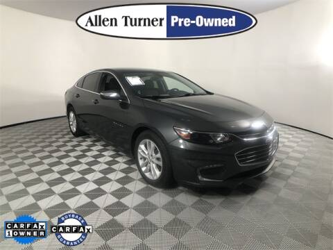 2018 Chevrolet Malibu for sale at Allen Turner Hyundai in Pensacola FL