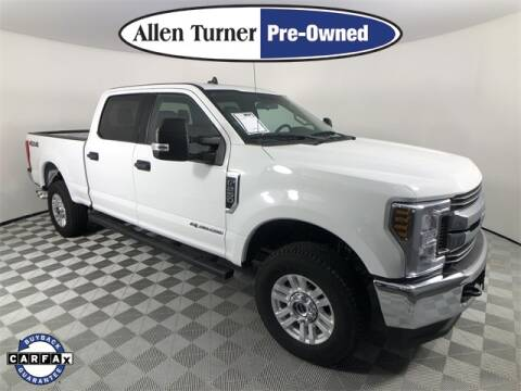 2019 Ford F-250 Super Duty for sale at Allen Turner Hyundai in Pensacola FL