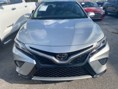 2019 Toyota Camry for sale at Allen Turner Hyundai in Pensacola FL