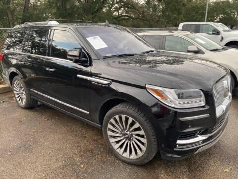 2018 Lincoln Navigator for sale at Allen Turner Hyundai in Pensacola FL