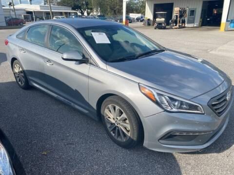 2015 Hyundai Sonata for sale at Allen Turner Hyundai in Pensacola FL