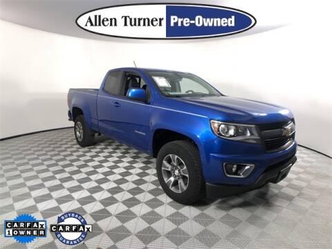 2018 Chevrolet Colorado for sale at Allen Turner Hyundai in Pensacola FL