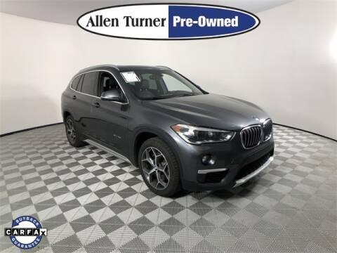2017 BMW X1 for sale at Allen Turner Hyundai in Pensacola FL