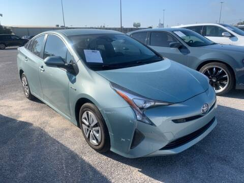 2017 Toyota Prius for sale at Allen Turner Hyundai in Pensacola FL