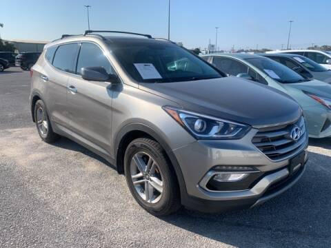 2018 Hyundai Santa Fe Sport for sale at Allen Turner Hyundai in Pensacola FL