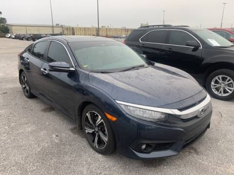 2016 Honda Civic for sale at Allen Turner Hyundai in Pensacola FL