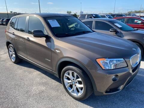2012 BMW X3 for sale at Allen Turner Hyundai in Pensacola FL