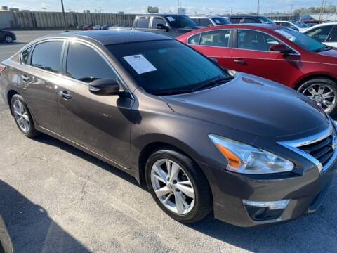 2015 Nissan Altima for sale at Allen Turner Hyundai in Pensacola FL