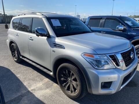 2017 Nissan Armada for sale at Allen Turner Hyundai in Pensacola FL