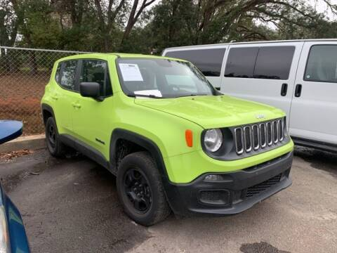 2018 Jeep Renegade for sale at Allen Turner Hyundai in Pensacola FL