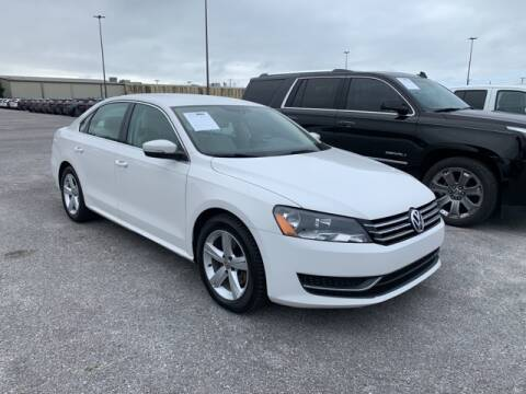 2013 Volkswagen Passat for sale at Allen Turner Hyundai in Pensacola FL