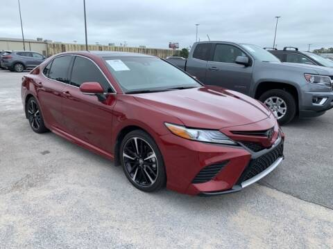 2018 Toyota Camry for sale at Allen Turner Hyundai in Pensacola FL