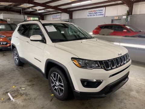 2017 Jeep Compass for sale at Allen Turner Hyundai in Pensacola FL