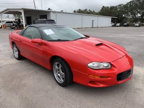 2001 Chevrolet Camaro for sale at Allen Turner Hyundai in Pensacola FL