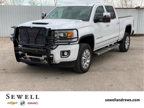 2019 GMC Sierra 2500HD for sale in Andrews, TX