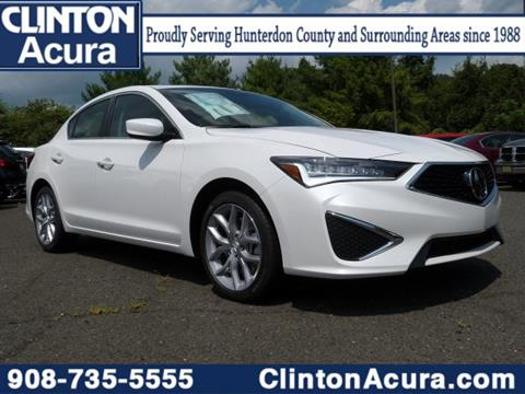 2019 Acura ILX for sale at Clinton Acura new in Clinton NJ