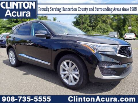 2021 Acura RDX for sale at Clinton Acura new in Clinton NJ