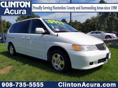 2000 Honda Odyssey for sale at Clinton Acura used in Clinton NJ