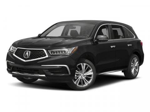 2017 Acura MDX for sale at Clinton Acura used in Clinton NJ