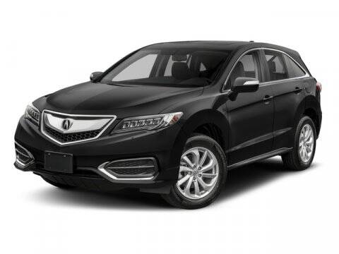 2018 Acura RDX for sale at Clinton Acura used in Clinton NJ