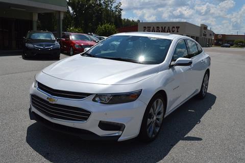 2016 Chevrolet Malibu for sale in Folkston, GA