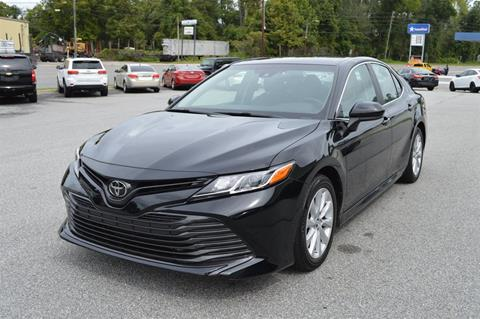 2018 Toyota Camry for sale in Folkston, GA