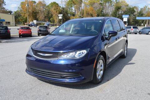 2017 Chrysler Pacifica for sale in Folkston, GA