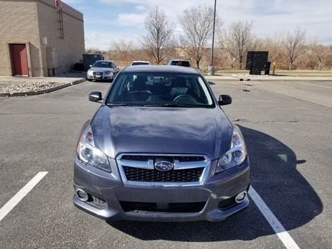 2014 Subaru Legacy for sale at Red Rock's Autos in Denver CO