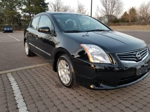 2011 Nissan Sentra for sale at Red Rock's Autos in Denver CO