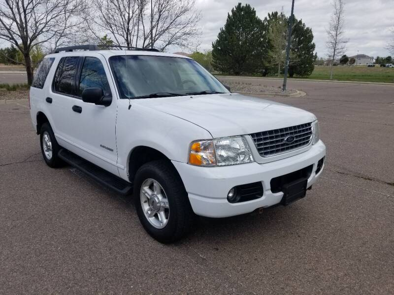 2005 Ford Explorer for sale at Red Rock's Autos in Denver CO