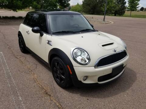 2010 MINI Cooper for sale at Red Rock's Autos in Denver CO