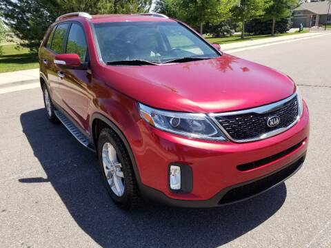 2015 Kia Sorento for sale at Red Rock's Autos in Denver CO