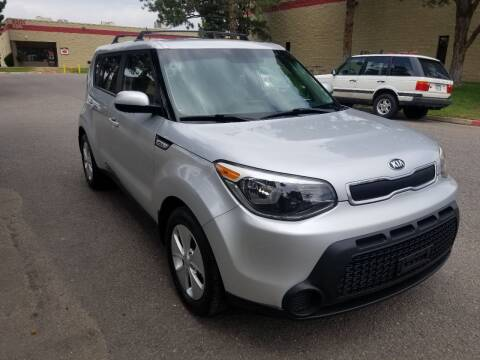 2015 Kia Soul for sale at Red Rock's Autos in Denver CO