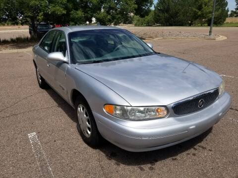 2002 Buick Century for sale at Red Rock's Autos in Denver CO