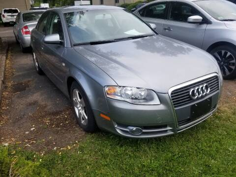 2006 Audi A4 for sale at Red Rock's Autos in Denver CO