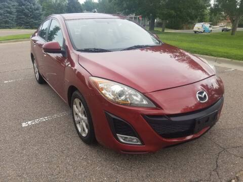 2010 Mazda MAZDA3 for sale at Red Rock's Autos in Denver CO