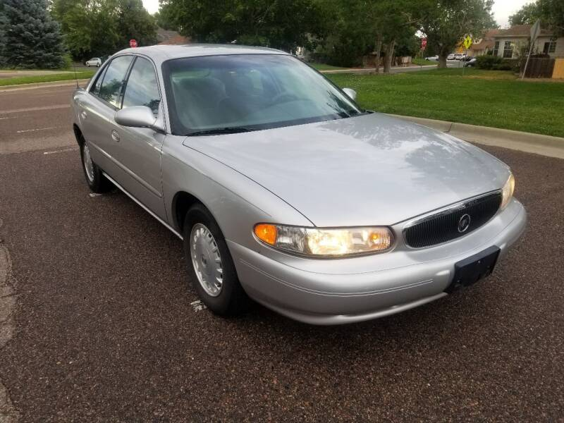 2004 Buick Century for sale at Red Rock's Autos in Denver CO