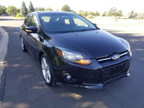 2014 Ford Focus for sale at Red Rock's Autos in Denver CO