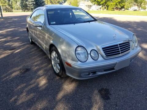 2002 Mercedes-Benz CLK for sale at Red Rock's Autos in Denver CO