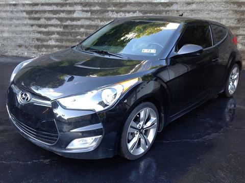 2014 Hyundai Veloster for sale in Pittsburgh, PA